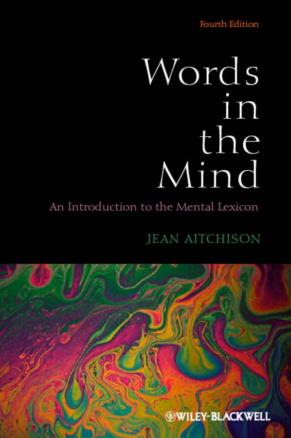 Words in the Mind