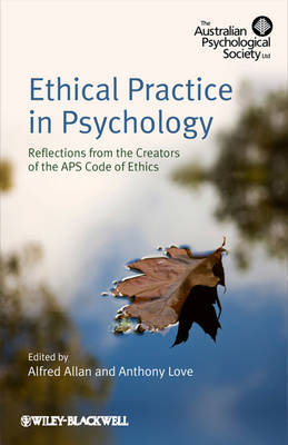 Ethical Practice in Psychology