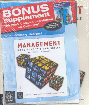 Management: Core Concepts and Skills + Workchoices Supplement