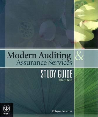 Modern Auditing and Assurance Services 4E Study Guide