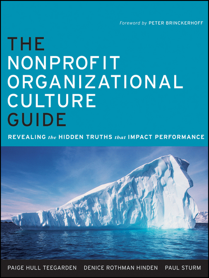 The Nonprofit Organizational Culture Guide