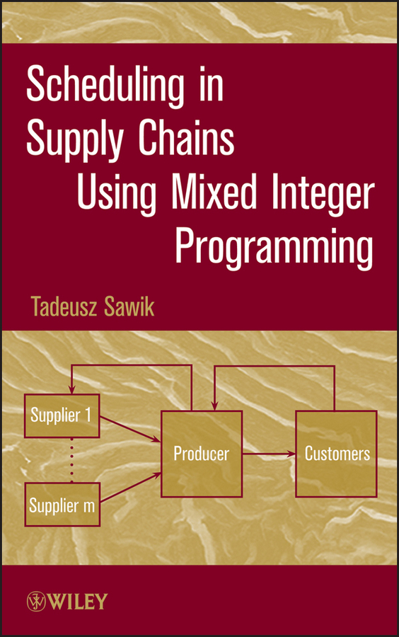 Scheduling in Supply Chains Using Mixed Integer Programming
