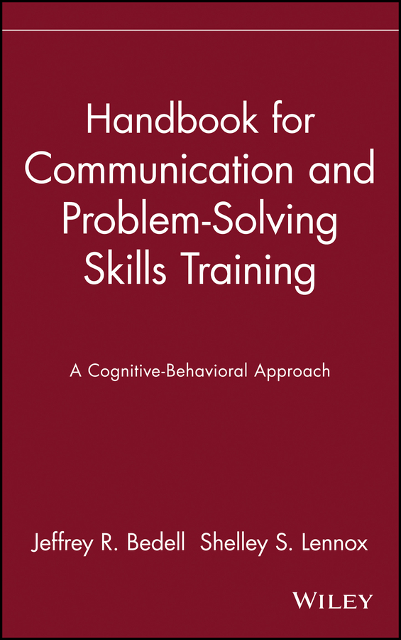 Handbook for Communication and Problem-Solving Skills Training