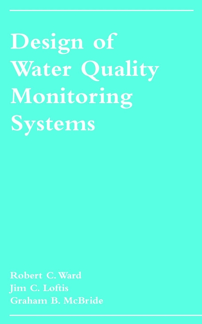 Design of Water Quality Monitoring Systems