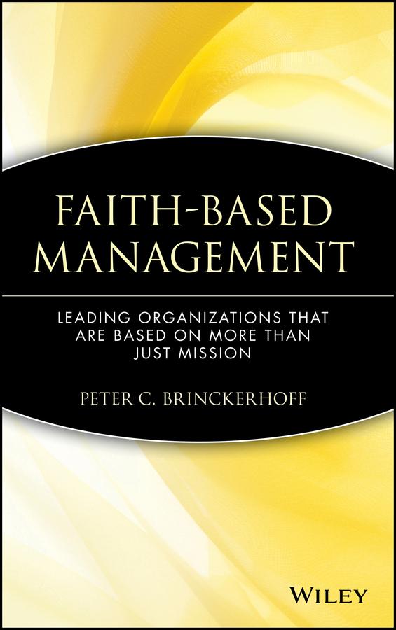 Faith-Based Management