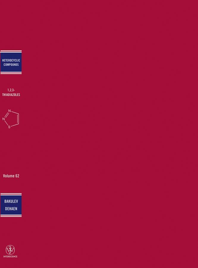 The Chemistry of 1,2,3-Thiadiazoles