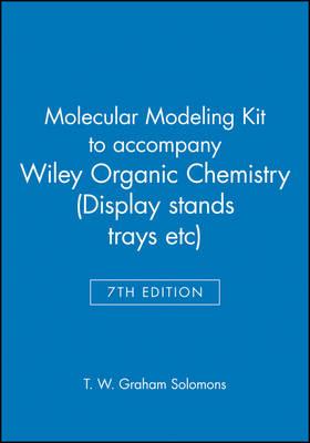 Molecular Modeling Kit to accompany Organic Chemistry, 7e