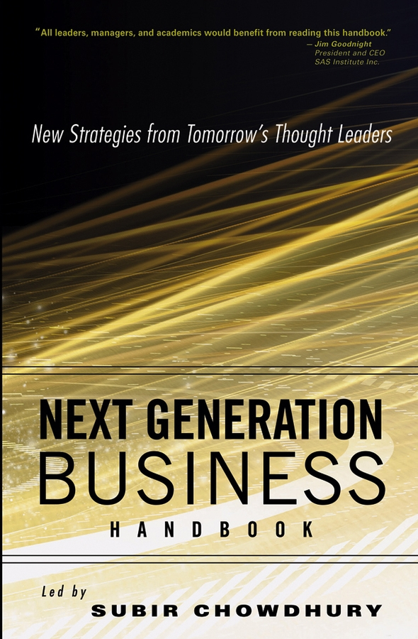 Next Generation Business Handbook