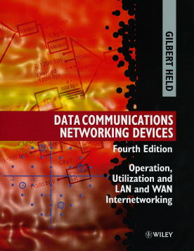 Data Communications Networking Devices