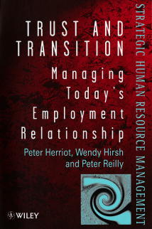 Trust and Transition