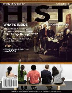 HIST : Volume I: To 1877 (with Review Cards and History CourseMate with eBook, History Premium Web Site, Wadsworth American History Resource Center 2-Semester Printed Access Card)