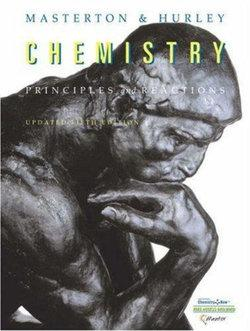 Chemistry : Principles and Reactions, Updated Edition (with CD-ROM and General ChemistryNOW)