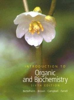 Introduction to Organic and Biochemistry (with CD-ROM and CengageNOW Printed Access Card)