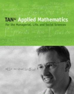 Applied Mathematics for the Managerial, Life, and Social Sciences (with CD-ROM and iLrn Student Tutorial, Personal Tutor Printed Access Card)