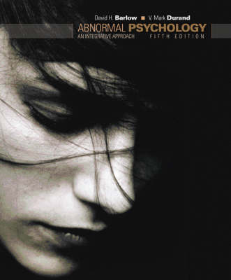 Abnormal Psychology : An Integrative Approach (with Abnormal Psych Live CD-ROM)