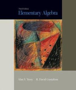 Elementary Algebra, Updated Media Edition (with CD-ROM and MathNOW', Enhanced iLrn Mathematics Tutorial, SBC Web Site Printed Access Card)