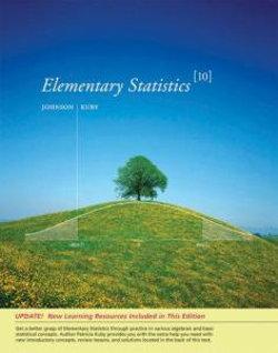 Elementary Statistics, Enhanced Review Edition (w/CD-ROM & CengageNOW, InfoTrac 2-Sem., iLrn® Homework, Personal Tutor, Internet Companion for Statistics 2-Sem. PAC)