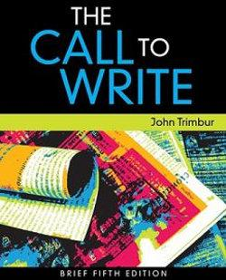 The Call to Write, Brief Edition