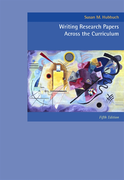 Cengage Advantage Books: Writing Research Papers Across the Curriculum (with The Wadsworth Essential Reference Card to the MLA Handbook)