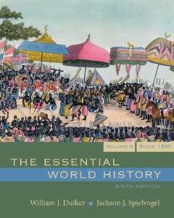 The Essential World History, Volume II