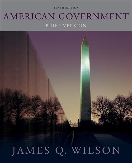 American Government : Brief Version