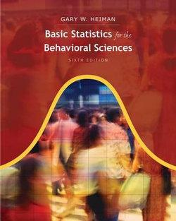 Cengage Advantage Books: Basic Statistics for the Behavioral Sciences