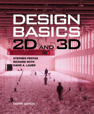 Design Basics : 2D and 3D (with CourseMate Printed Access Card)