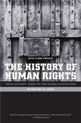 History of Human Rights: From Ancient Times to the Globalization Era