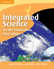Integrated Science for CSEC® Secondary only Workbook with CD-ROM
