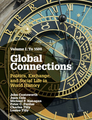 Global Connections: Volume 1, To 1500