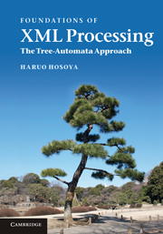 Foundations of XML Processing