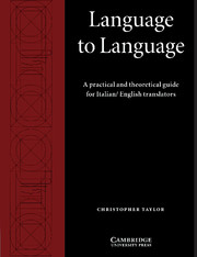 Language to Language