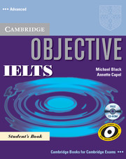 Objective IELTS Advanced Student's Book with CD-ROM