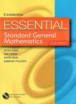 Essential Standard General Maths with Student CD-ROM