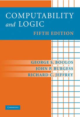 Computability and Logic