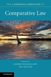 The Cambridge Companion to Comparative Law