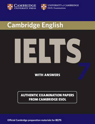 Cambridge IELTS 7 Student's Book with Answers