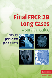 Final FRCR 2B Long Cases