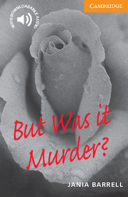 But Was it Murder? Level 4