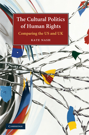 The Cultural Politics of Human Rights