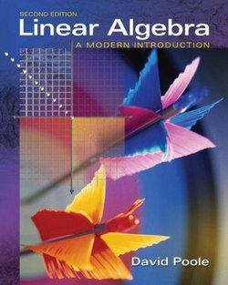 Linear Algebra : A Modern Introduction (with CD-ROM)