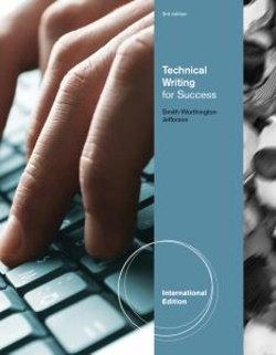 Technical Writing for Success, International Edition