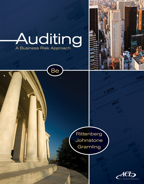 Auditing : A Business Risk Approach (with ACL CD-ROM)