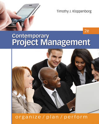 Contemporary Project Management (with Microsoft® Project CD-ROM and Printed Access Card)