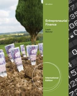 Entrepreneurial Finance, International Edition