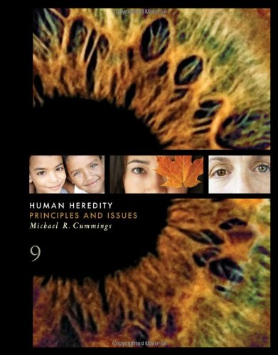 Human Heredity : Principles and Issues