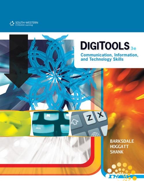 DigiTools : Communication, Information, and Technology Skills