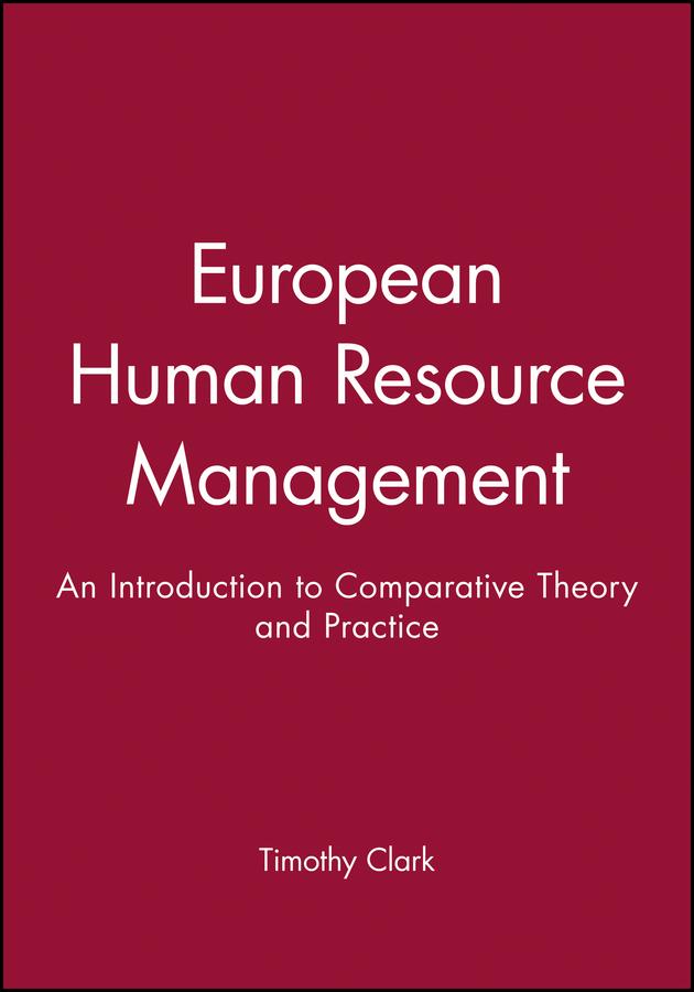 European Human Resource Management
