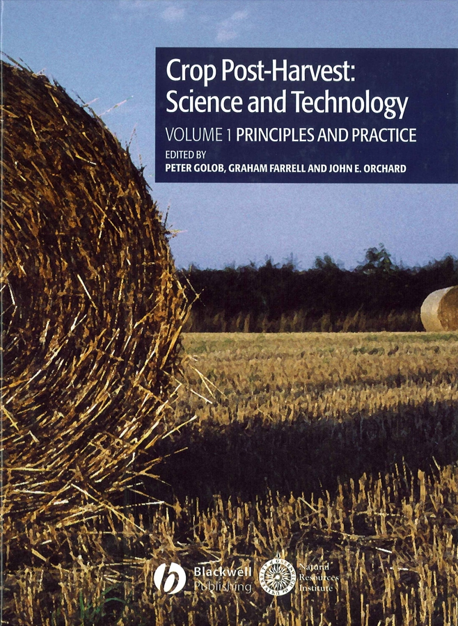 Crop Post-Harvest: Science and Technology, Volume 1
