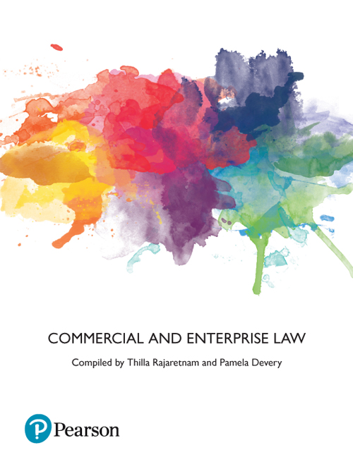 Commercial and Enterprise Law (Custom Edition)